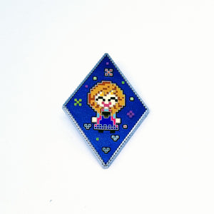 Anna Diamond Pin - Mystery Box