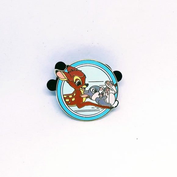 Bambi & Thumper Pin
