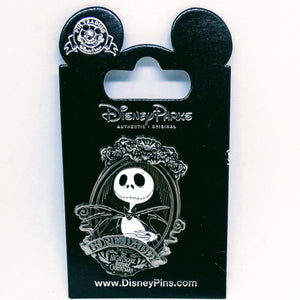 Bone Daddy Jack Skellington Pin