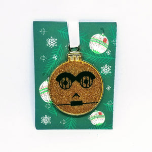C-3PO Ornament  Pin - Booster Pack