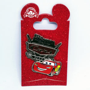 Cars Land Mcqueen Pin