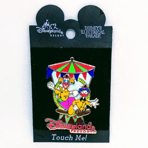 Clowns Electrical Parade Pin