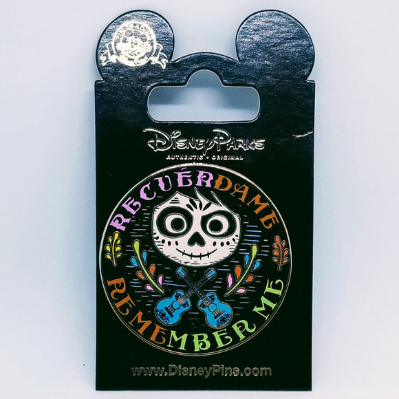 Coco Remember Me Pin