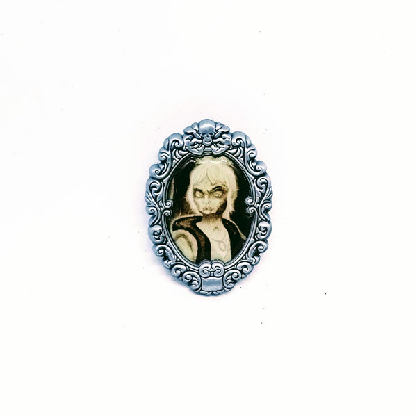December Portrait Pin - Mystery Box