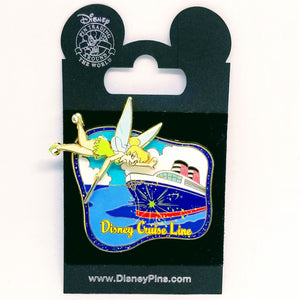 Disney Cruise Line Tinker Bell  Pin