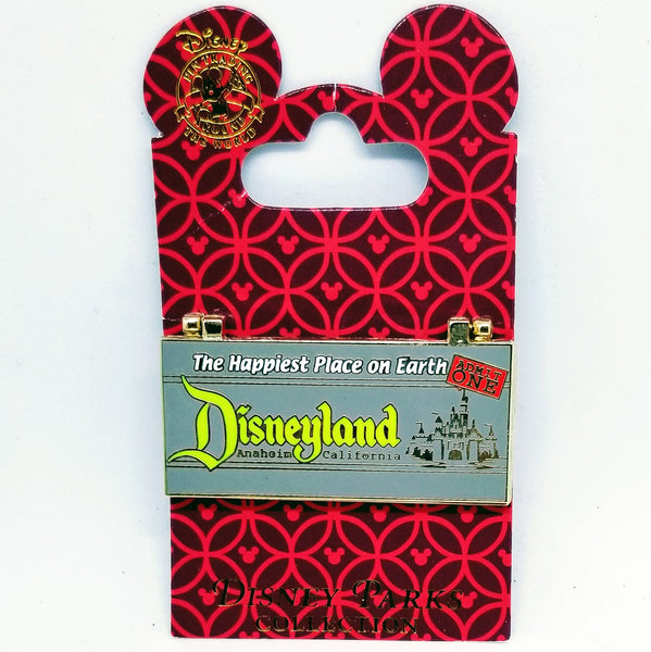 Disneyland E Ticket Pin