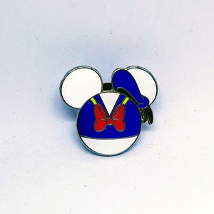 Donald Duck - Mickey Icon Pin - Mystery Bag