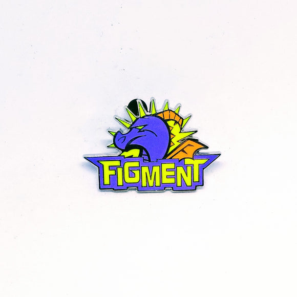 Figment Pin - Mystery Bag