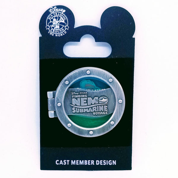Finding Nemo Submarine Voyage Pin