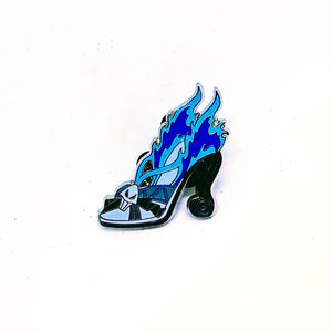 Hades High Heel Pin - Booster Pack
