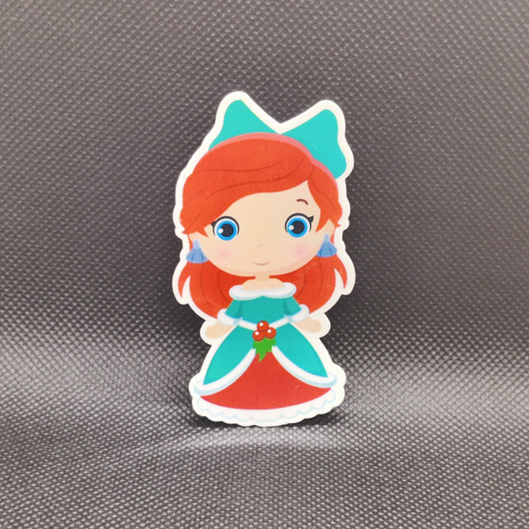 Cutie Winter Ariel Sticker