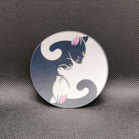 Sailor Moon Cats Sticker