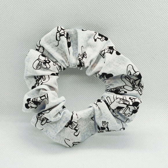 Mickey Mouse Scrunchie