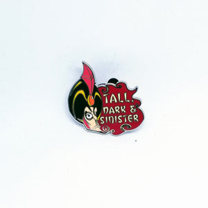 Jafar - Tall Dark & Sinister Pin - Mystery Box