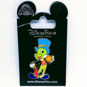 Jiminy Cricket Pin