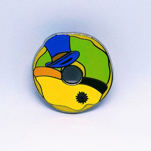disney jiminy cricket doughnut pin collectible pin pack