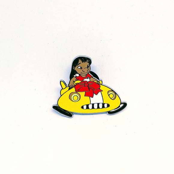 Lilo in a Car Pin - Starter Set