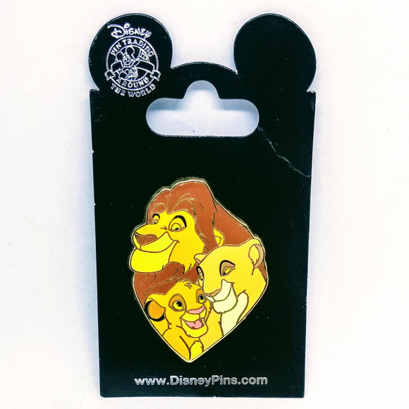 Lion King Family Pin