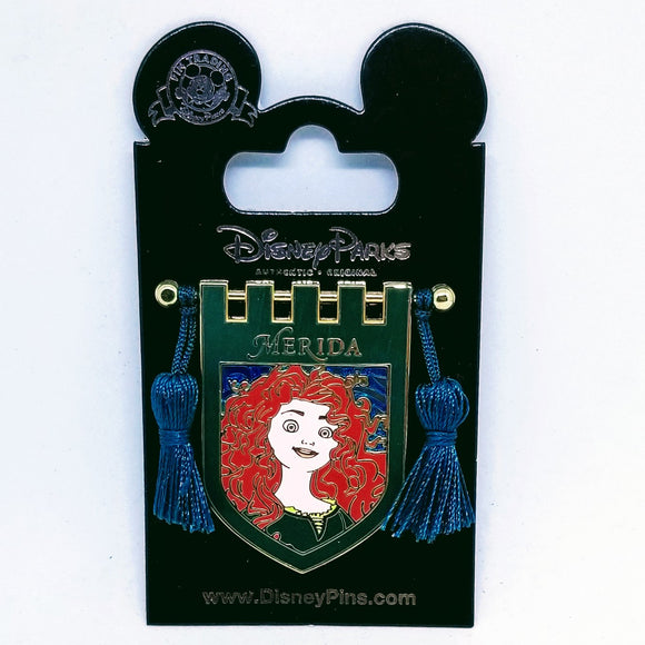 Merida Tassel Pin