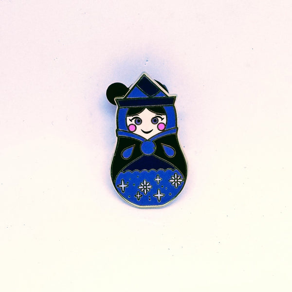 Merryweather Nesting Doll Pin - Mystery Bag