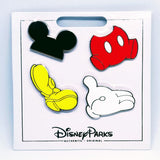Mickey's Hand Pin - Booster Pack