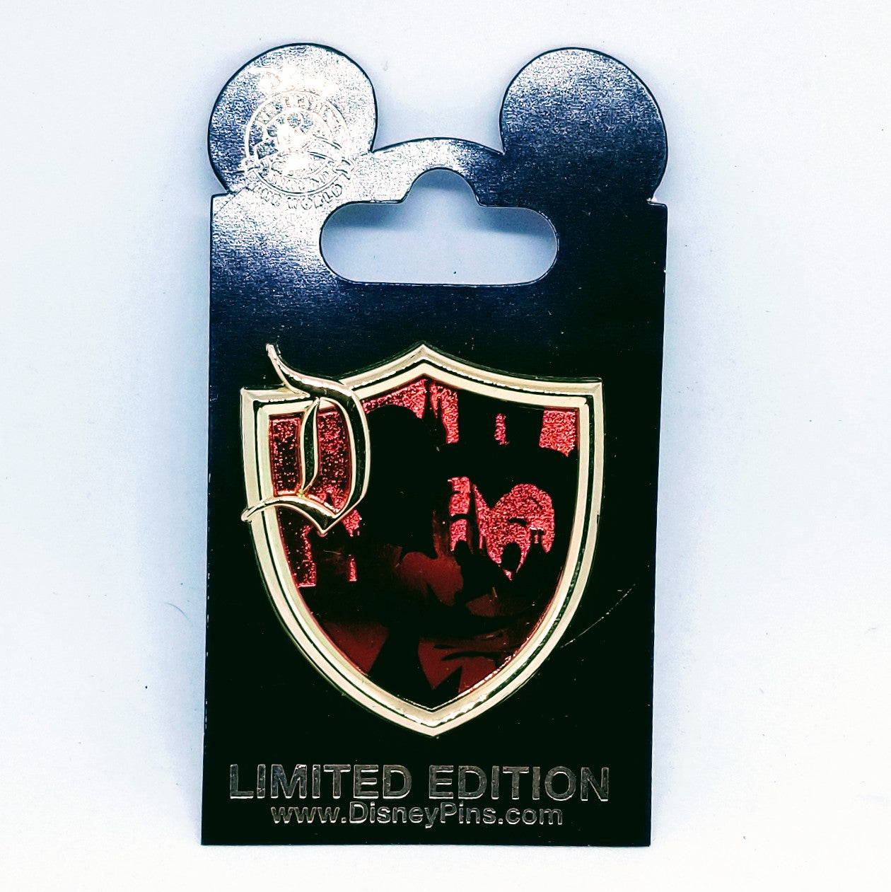 Mickey Shield Pin