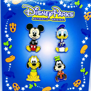 Mickey and Friends Booster Pack