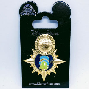 Official Conscience Jiminy Cricket Pin