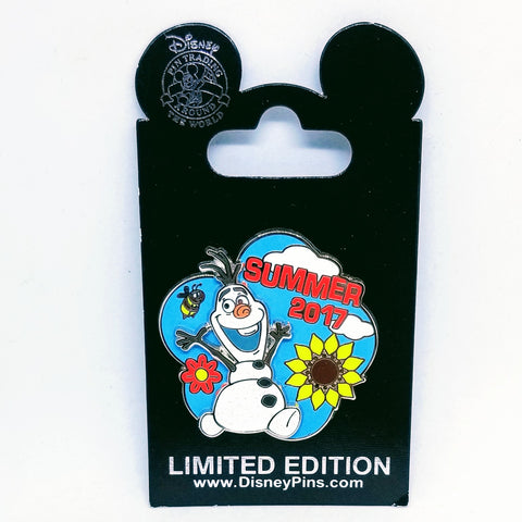 Olaf Summer 2017 Pin