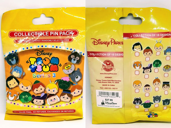 John Darling Tsum Tsum  Pin - Mystery Bag