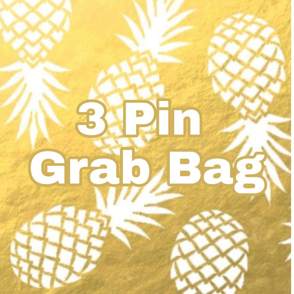 3 Pin Grab Bag