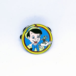 Pinocchio & Jiminy Cricket Pin - Mystery Bag