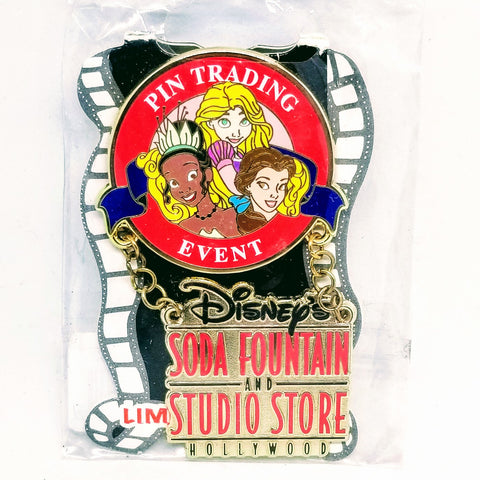 DSF - Princesses Pin Trading Event Dangle Pin