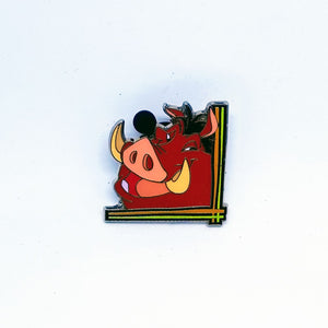 Pumbaa Pin - Starter Set