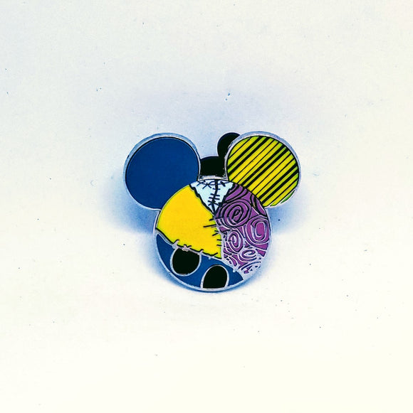 Sally - Mickey Icon Pin - Mystery Bag