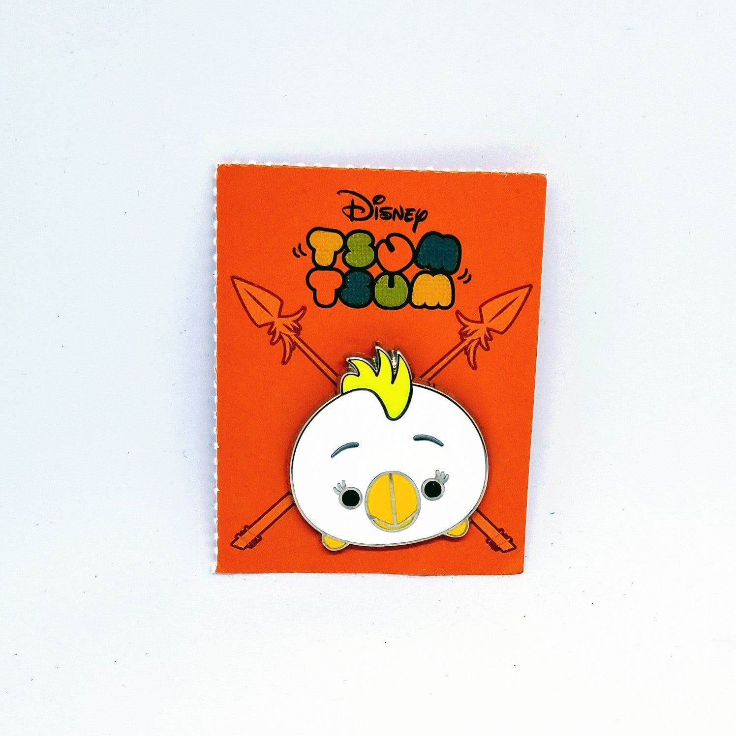 Showgirl Bird Tsum Tsum Pin - Booster Pack