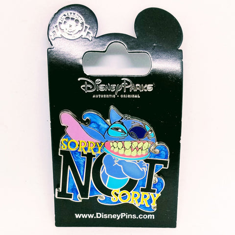 Sorry Not Sorry Stitch Pin