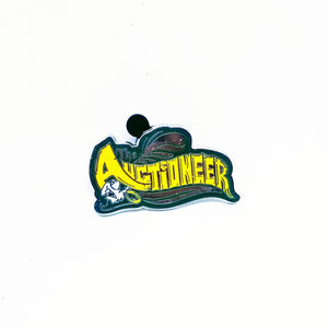 The Auctioneer Pin - Mystery Bag