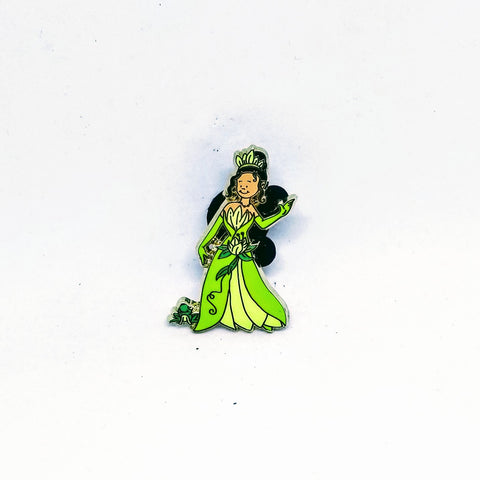 Tiana Toddler Pin - Booster Pack