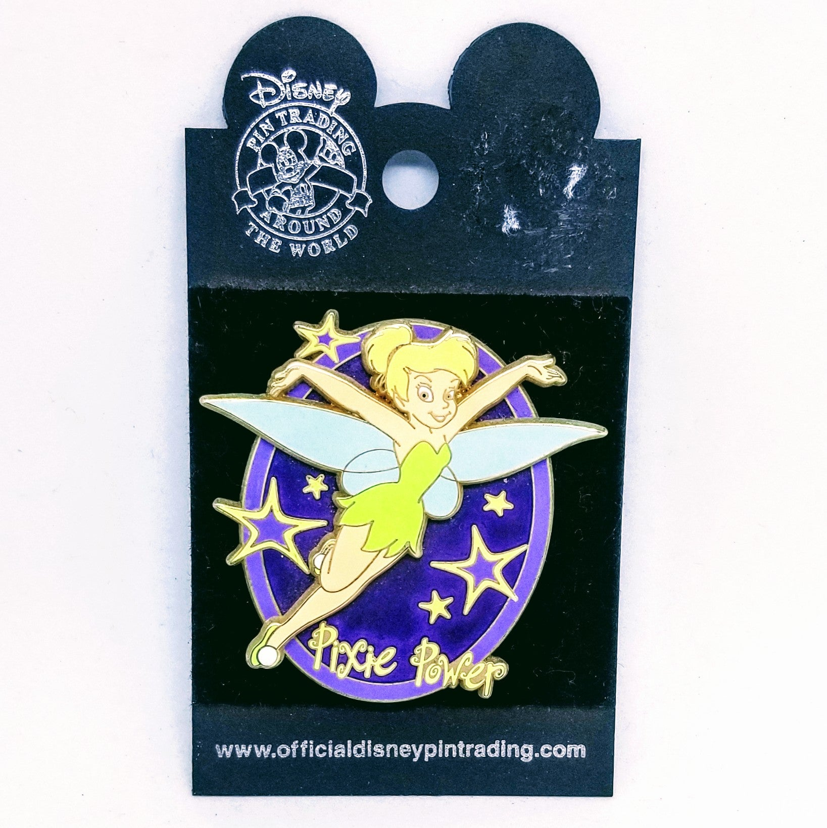 Tinker Bell Pixie Power Pin