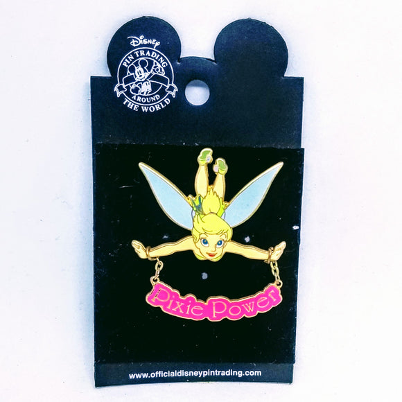 Tinker Bell Pixie Power Dangle Pin