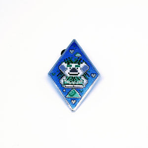 Troll #1 Diamond Pin - Mystery Box