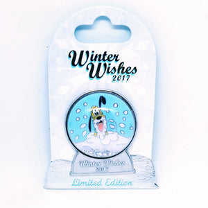 Winter Wishes - Pluto Pin
