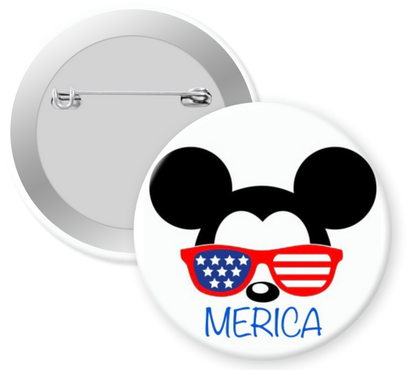 'Merica Mickey Mouse