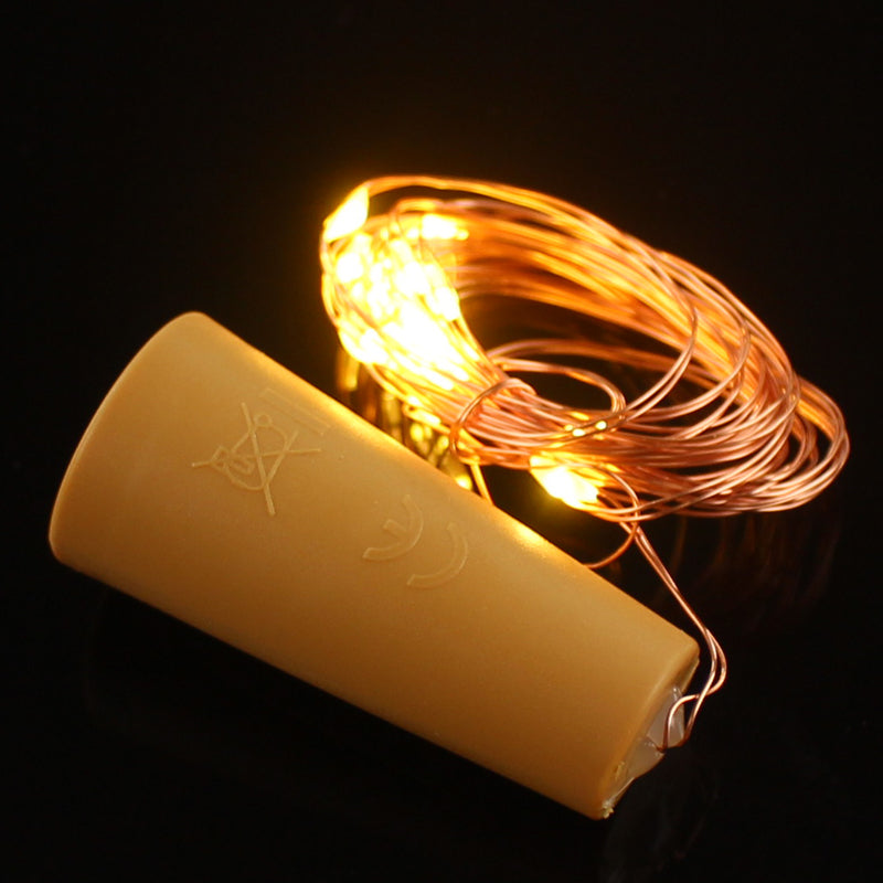 Fantastic copper wire led craft lights photo electrical for Small led lights for crafts michaels