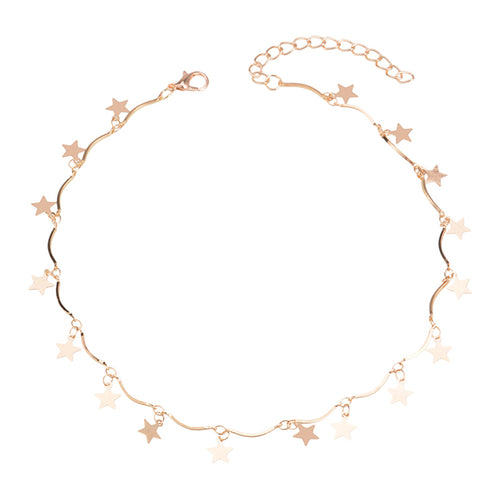 Fanny - Simple Star Choker - JunoJuly
