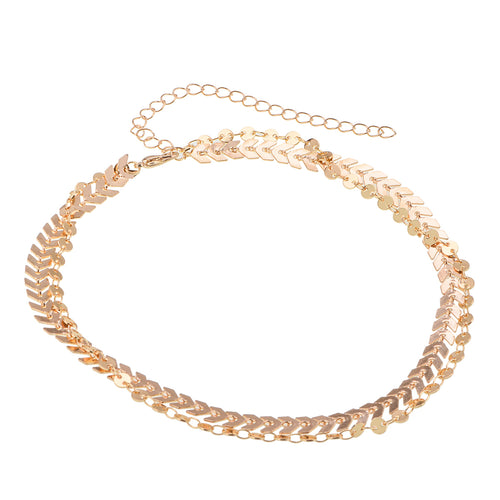 Summer - Multi layer Temperament Necklace - JunoJuly