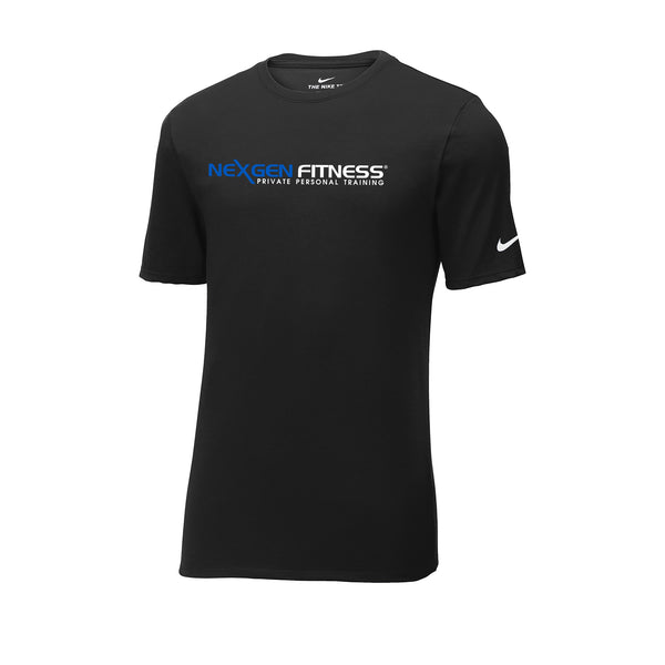 Nike Core Cotton Tee Mens - Black
