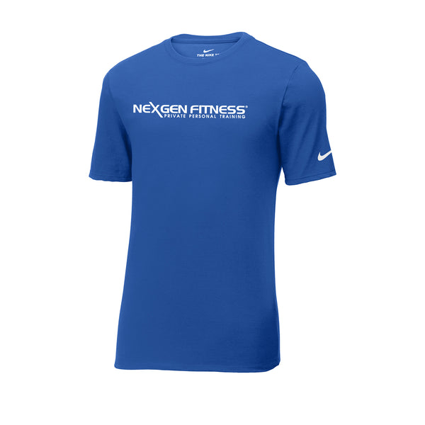 Nike Core Cotton Tee Mens - Royal
