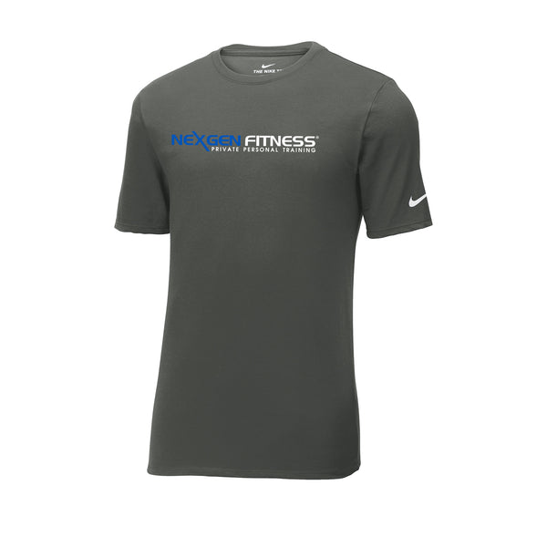 Nike Core Cotton Tee Mens - Anthracite